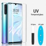 Оригинал              Bakeey UV Жидкий полный клей Крышка прозрачный изогнутый анти-взрыв Soft Закаленное стекло-экран протектор для Xiaomi Mi Note 10 / Xiaomi Mi Note 10 Pro / Mi CC9 Pro