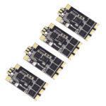 Оригинал              4 шт. Razor32 V2 35A BL_32 3-6S DShot1200 Бесколлекторный ESC C RGB LED и текущий Датчик для RC Дрон