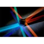 Оригинал              15 мм Cube Комбинированная призма света Cube Шестисторонняя яркая светоделительная призма игрушки