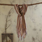 Оригинал              Тонкий хлопковый льняной шарф для мужчин