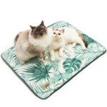 Оригинал              Охлаждающий коврик для собаки Pet Кот Chilly Breathable нескользящий летний прохладный коврик для подушки подушки для домашних животных Carpet