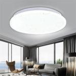Оригинал              Bakeey 15 Вт 20 Вт 30 Вт 220 В Современный Простой Потолок LED Лампа Ультра Тонкий Круглый Свет Для Умного Дома