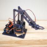Оригинал              Настольный манипулятор Robotic Arm UNO Robot Electronic DIY Набор