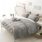 Оригинал              Large Soft Теплое мохнатое пухлое плюшевое одеяло двойного размера Диванный диван Одеяла Одеяло Постельные принадлежности