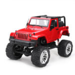 Оригинал              HG P405 P406 1/10 2.4G 4WD RC Авто для JEEP Electric Climbing Rock Crawler RTR Модель