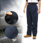 Оригинал              ZANLURE Водонепроницаемы Толстые регулируемые брюки Рыбалка Ходячий дождь На открытом воздухе Одежда Брюки Рыбалка Одежда