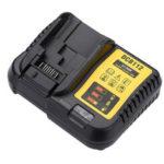 Оригинал              DCB112 100-260V Li-ion Батарея Зарядное устройство для Dewalt 10,8 В / 14,4 В / 18 В / 20 В Li-ion Батарея