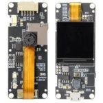 Оригинал              LILYGO®TTGOT-камераPlusРасширениелинии Обычная версия ESP32-DOWDQ6 8 МБ СПРАМ OV2640 Модуль камеры 1.3 дюймов Дисплей С платой Wi-Fi Bluetooth