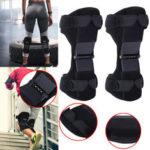 Оригинал              IPRee® 1 пара Модернизированная защита колена Booster Воздухопроницаемая суставная скоба Наколенник для альпинизма Защитный чехол для приседан