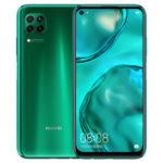 Оригинал              HUAWEI Nova 6 SE CN Версия 6.4 дюймов 48MP Quad Задняя камера 8 ГБ 128 ГБ 4200 мАч 40 Вт с быстрой зарядкой Kirin 810 Octa Core 4G Смартфон