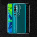 Оригинал              BAKEEY Crystal Clear Прозрачный Ультратонкий Soft ТПУ Защитный Чехол для Xiaomi Mi Note 10 / Xiaomi Mi Note 10 Pro / Xiaomi Mi CC9 Pro