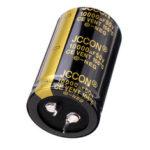 Оригинал              10000UF 50V 35x50mm Радиальный алюминиевый электролитический конденсатор Высокочастотный 105 ° C