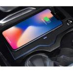 Оригинал              W8065 для BMW новый X3 18 моделей беспроводной авто зарядное устройство