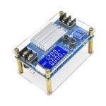 Оригинал              5А Активизировать Повышающий преобразователь Постоянный ток Регулируемый ток LCD Дисплей DC-DC Батарея Зарядное устройство 80 Вт постоянного