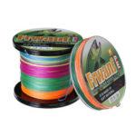 Оригинал              100 / 300M 8-прядные плетеные Рыбалка Line PE Braid Line Multicolor Super Power