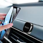 Оригинал              Магнитная приборная панель Yesido Mini Авто Держатель телефона Авто Крепление для 4.0-7.0 Смартфон для iPhone 11 11353530 Макс для Samsung Note 10+ Xiaomi Mi9