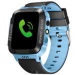 Оригинал              Детские умные часы Анти-потерянный GPS Фитнес Анти-потерянный локатор трекера SOS Call камера Для IOS Android APP