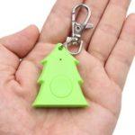 Оригинал              Bakeey Wireless Bluetooth 4.0 Smart Tracker Анти-потерянный Тревога Key Trader Мини Многофункциональный Ребенок Сумка Pet Кошелек Finder GPS Локатор Anti Lost Alarm Кнопка спу