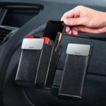 Оригинал              Baseus Portable Авто Подлокотники для внутренних сидений Коробка Чехлы для подушек Многофункциональное хранение Сумка Для универсального Авто iP