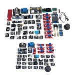 Оригинал              45 В 1/37 В 1 Датчик Набор стартовых комплектов модулей для Arduino Raspberry Pi Комплект для обучения Сумка