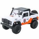 Оригинал              MN D90 1/12 2.4G 4WD RC Авто Гусеничный грузовик RTR Модели автомобилей