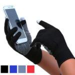 Оригинал              Bakeey Thin Two-finger Touch Screen Перчатки На открытом воздухе Спорт Велоспорт Вождение Бег Бег Анти Слип Перчатки для iPhone Xiaomi Tablet