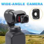 Оригинал              Магнитный Широкоугольный камера Объектив Для DJI OSMO POCKET Handheld Gimbal Аксессуар