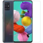 Оригинал              Nillkin Super Clear Протектор экрана против царапин Soft для Samsung Galaxy A51 2019