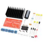 Оригинал              HIFI MOSFET HIFI TDA7850 4-канальный Home Усилитель Плата 4X50 Вт Авто Аудио Усилитель Плата DIY Набор