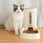 Оригинал              Cat Собака Автоматическая миска для домашних животных Feeder Pet Автоматическая миска для воды