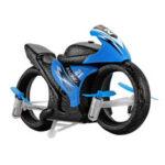 Оригинал              Eachine E021 Racing 2-в-1 Режим «Земля / Воздух» One Ключ-переключатель Flying мотоцикл 2.4G RC Дрон Квадрокоптер