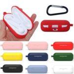 Оригинал              Bakeey Портативный противоударный Dirtproof Силиконовый Беспроводная связь Bluetooth Наушник Хранение Чехол с Брелок для Huawei FreeBuds Lite