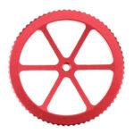 Оригинал              Creality 3D® Металлический красный модернизированный большой размер регулировочная гайка для печатной платформы 3D-принтер