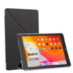 Оригинал              Baseus Складной флип Smart Sleep Luxury PU с подставкой Полное покрытие планшета Защитный Чехол для iPad 10,2 дюймов 2019