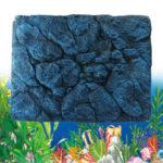 Оригинал              Рептилия Аквариум Fish Tank Background 3D Rock Камень Доска Пластина Украшения 60×45см