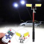 Оригинал              Zanlure 3.75m 96W Рыбалка Лампа Удочка Светодиодный Аварийный фонарь охотничий