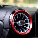 Оригинал              Обтяжка крышки выпускного кольца воздушного кондиционера автомобиля для Mercedes Benz класса W177 V177