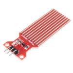 Оригинал              5шт DC 3V-5V 20 мА Уровень дождевой воды Датчик Модуль обнаружения Высота поверхности жидкости Глубина Для Geekcreit для Arduino – продукты, которые раб