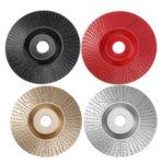 Оригинал              Drillpro 100 мм Карбид вольфрама Формовочный диск для дерева Резьбовой диск 16мм Шлифовальный станок для шлифования по 100 мм Угловая шлифовальна