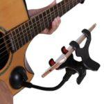 Оригинал              Держатель для телефона Debbie GS05 Подставка с шарнирным соединением Вращение на 360 ° Гибкая столбовая присоска для гитары
