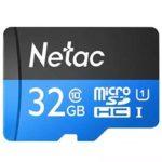 Оригинал              Карта памяти Netac Micro SD TF Карта 32G Смарт-карта Класс 10 UHS-1 Карта памяти