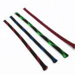 Оригинал              1mx7mm Colorful Расширяемый плетеный кабель Провод Сетка для оболочки кабеля