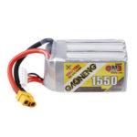 """Оригинал              Gaoneng GNB 18,5 В 1550 мАч 100C 5S Lipo Батарея XT60 Разъем для источника TBS One 5 """"Рамка V3 FPV Racing Дрон"""