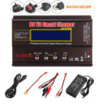 Оригинал              B6 V3 80 Вт 6A Lipo Батарея Баланс Зарядное устройство Разрядник Модернизированная версия с адаптером питания