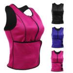 Оригинал              S / M / L / XL / 2XL / 3XL Sweat Сауна Shaper для тела Женское Похудение Vest Thermo Неопреновый тренажер для талии Ремень