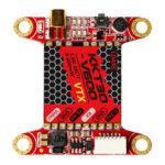 Оригинал              LDARC KKT30-V600 7-24 В 48CH 0-600 мВт IRC-Tramp VTX 30,5 * 30,5 мм для гонок FPV RC Дрон