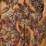 Оригинал              50 ШТ. Ретро Стиль Листья Формы Деревянные Кнопки Моющиеся Швейные Кнопки DIY Декор Ручной Поставки