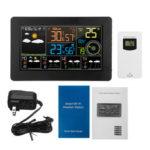 Оригинал              LED Wifi App Метеостанция Сигнализация Часы Термометр Барометр Беспроводной Датчик