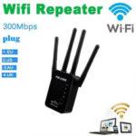 Оригинал              PIXLINK WR16 300 Мбит / с 2,4 ГГц Горячая Wi-Fi ретранслятор Беспроводная четырехканальная Антенна Маршрутизатор Расширитель сигнала Сигнал Booster