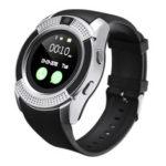 Оригинал              KALOADV81.22in32MB+32MB IPS HD камера Поддержка Сим-карты Smart Watch Аудио-плеер Анти-потерянный календарь Шагомер Спортивный браслет Фитне